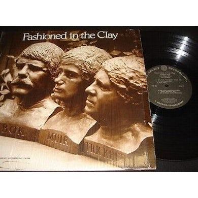 Gordon Bok & Anno Mayo Muir FASHIONED IN THE CLAY Vinyl Record