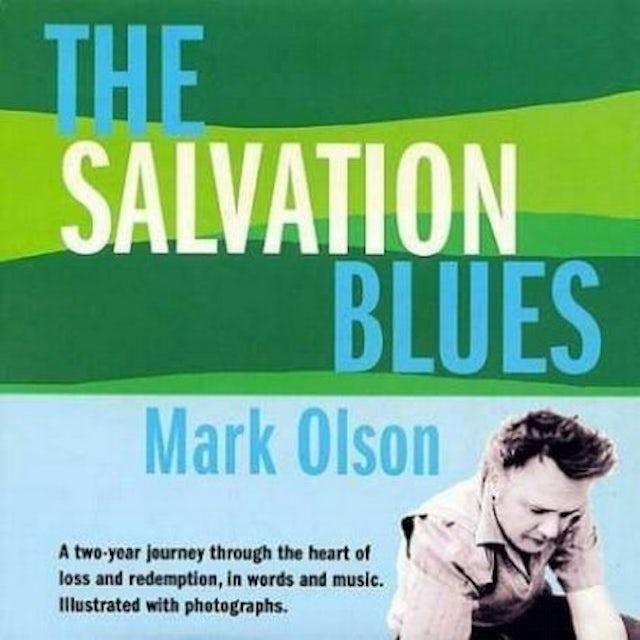 Mark Olson SALVATION BLUES Vinyl Record