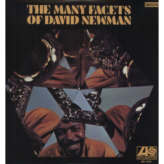 MANY FACETS OF DAVID NEWMAN Vinyl Record
