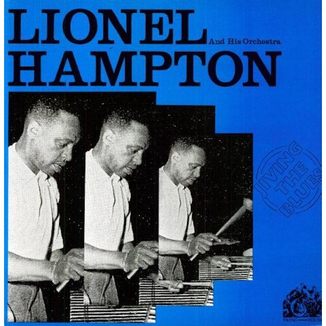 Lionel Hampton JIVING THE BLUES Vinyl Record
