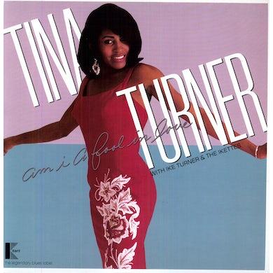 Tina Turner AM I A FOOL IN LOVE Vinyl Record