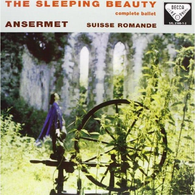 Ernest Ansermet TCHAIKOVSKY-SLEEPING BEAUTY Vinyl Record