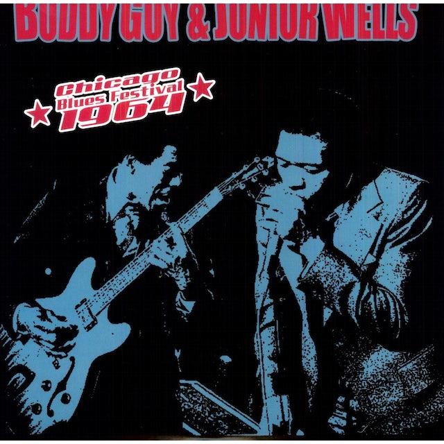 Buddy Guy & Junior Wells CHICAGO BLUES FESTIVAL 1964 Vinyl Record