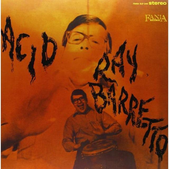 Ray Barretto ACID Vinyl Record