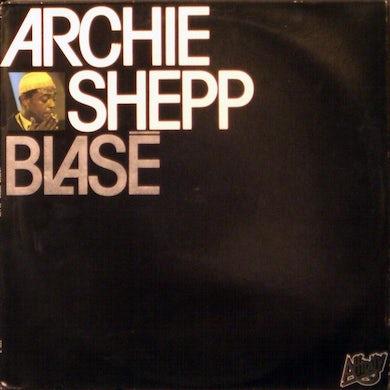 Archie Shepp BLAS+ Vinyl Record