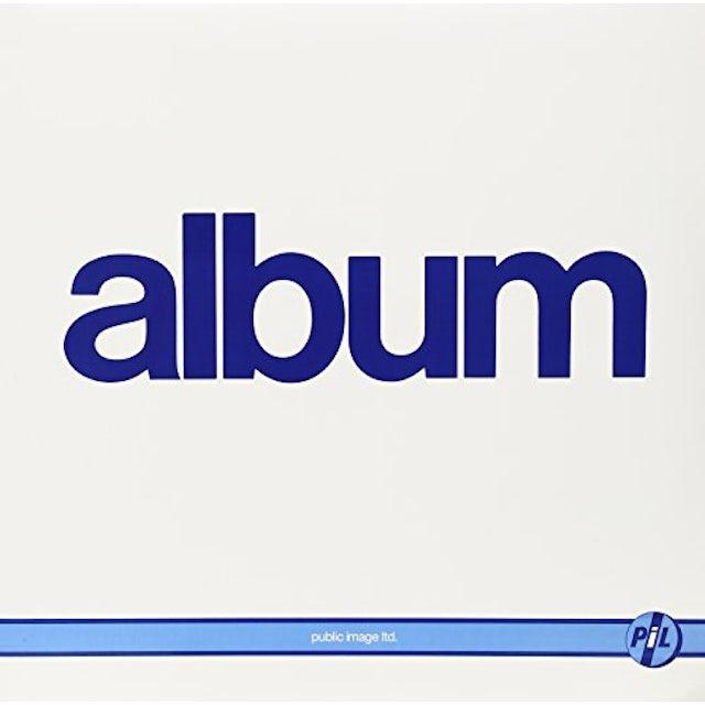 Public Image Ltd ALBUM Vinyl Record