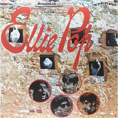 Ellie Pop Vinyl Record