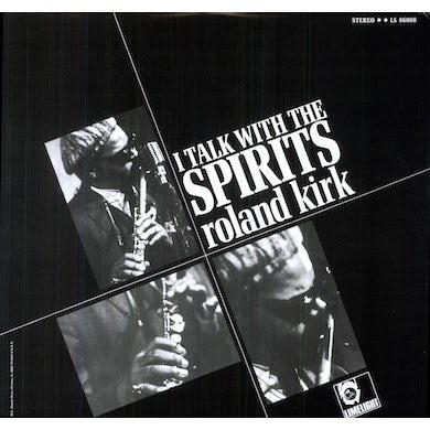 Roland Kirk I TALK WITH THE SPIRITS Vinyl Record