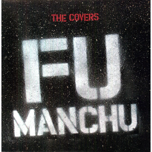 Fu Manchu COVERS Vinyl Record