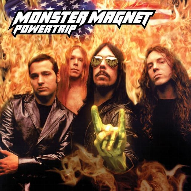 Monster Magnet POWERTRIP Vinyl Record