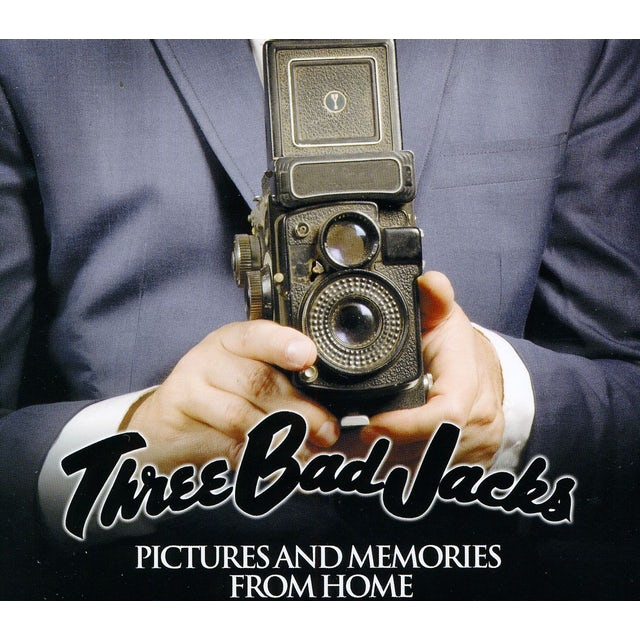 Three Bad Jacks PICTURES & MEMORIES FROM HOME CD