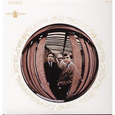 Captain Beefheart SAFE AS MILK Vinyl Record