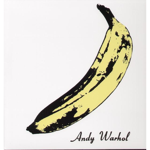 The Velvet Underground BANANA COVER 180GM) Vinyl Record