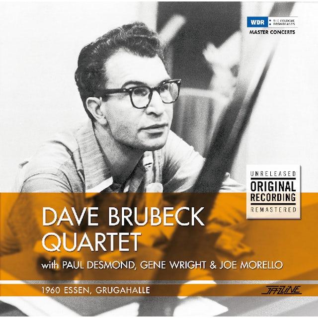 The Dave Brubeck Quartet 1960 ESSEN-GRUGAHALLE Vinyl Record