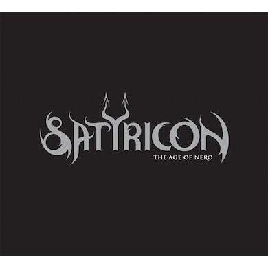 Satyricon AGE OF NERO Vinyl Record