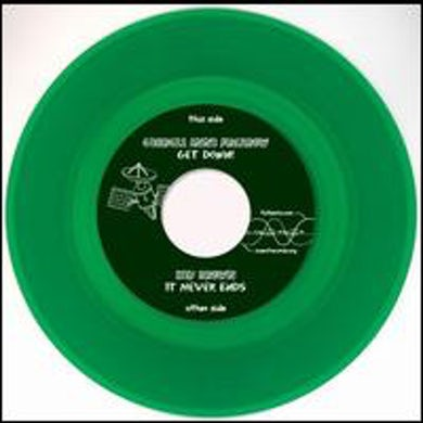 Starship 27 Limited 45-Kev Brown GET DOWN Vinyl Record