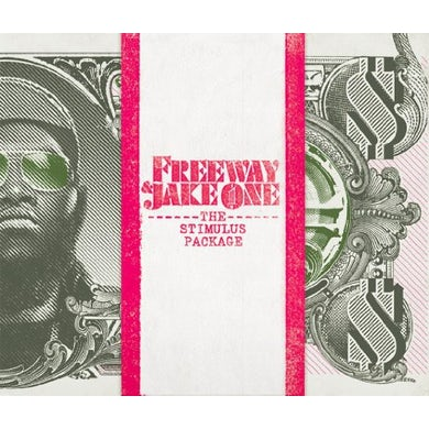 Freeway & Jake One STIM Vinyl Record