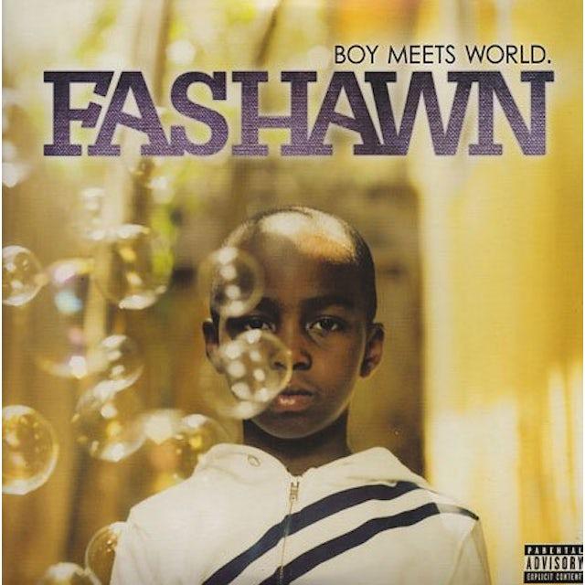 Fashawn BOY MEETS WORLD Vinyl Record