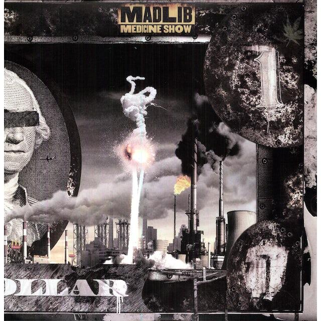 Madlib Medicine Show BEFORE THE VERDICT 1 Vinyl Record