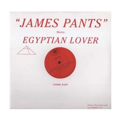 James Pants COSMIC RAPP Vinyl Record