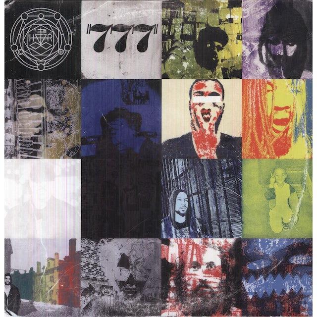 777 HIT & RUN COMPILATION Vinyl Record