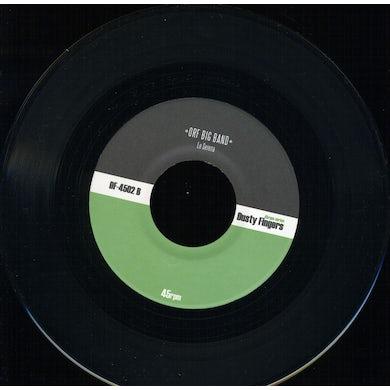 Dusty Fingers 45 ESCAPADE 2 Vinyl Record
