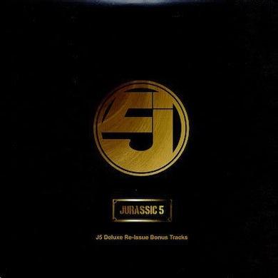 Jurassic 5 UNRELEASED (Vinyl)