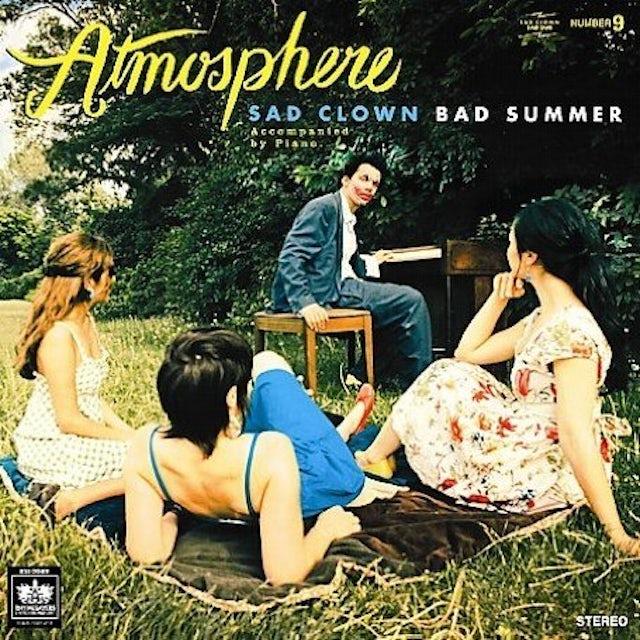 Atmosphere SAD CLOWN BAD SUMMER 9 Vinyl Record