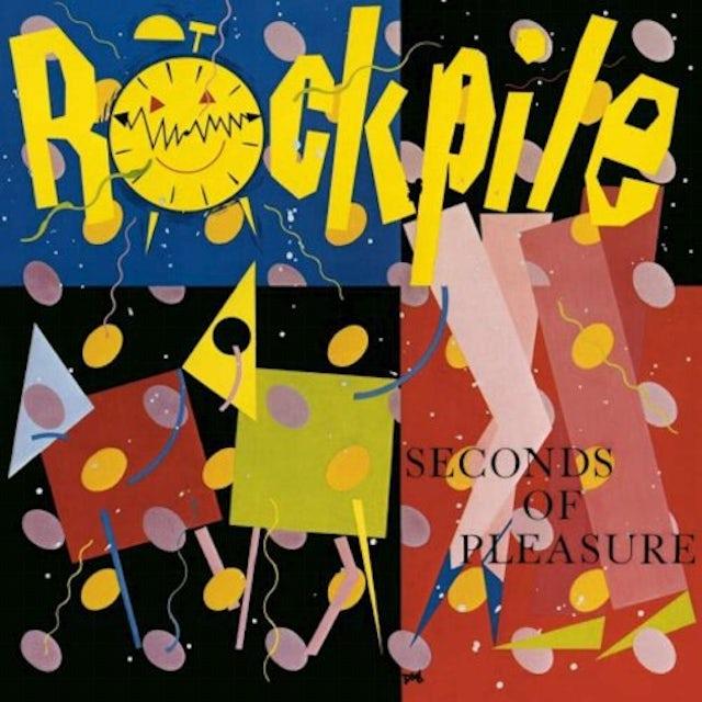 Rockpile SECONDS OF PLEASURE Vinyl Record