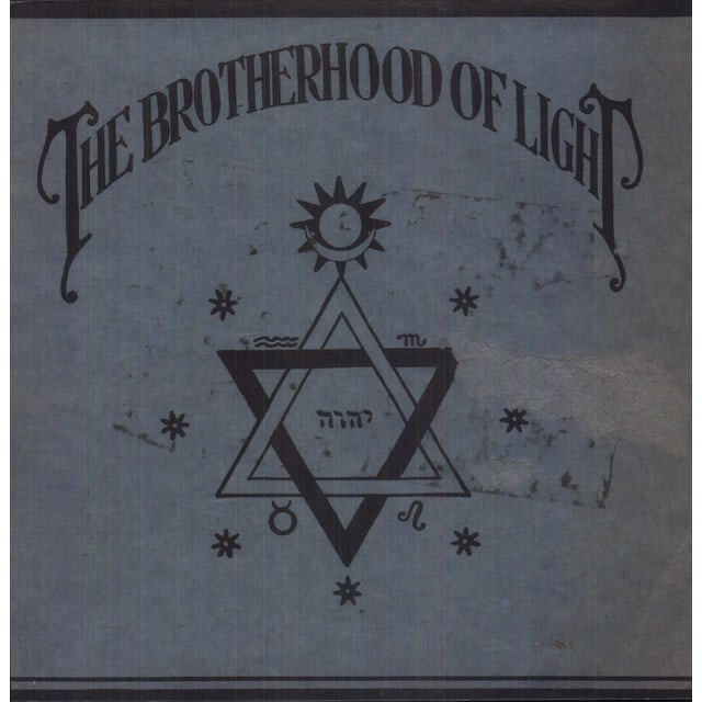 Jeff The Brotherhood BROTHERHOOD OF LIGHT Vinyl Record