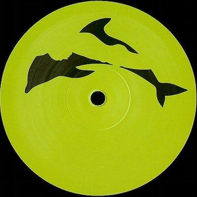 Laurel Halo BEHIND THE GREEN DOOR Vinyl Record