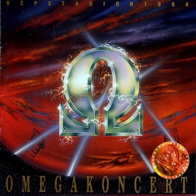 OMEGA KONCERT A NTPSTADIONBAN 1994 NO. 2 CD