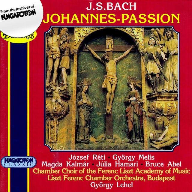 J.S. Bach JOHANNES-PASSION CD