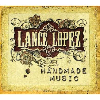 Lance Lopez HANDMADE MUSIC CD