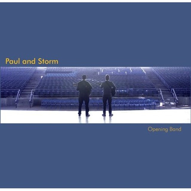 Paul & Storm OPENING BAND CD