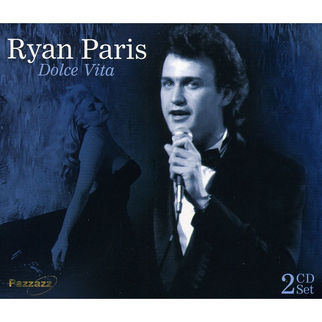 Ryan Paris DOLCE VITA CD