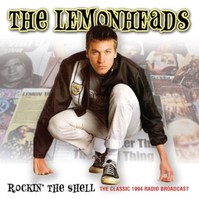 The Lemonheads ROCKIN' THE SHELL CD
