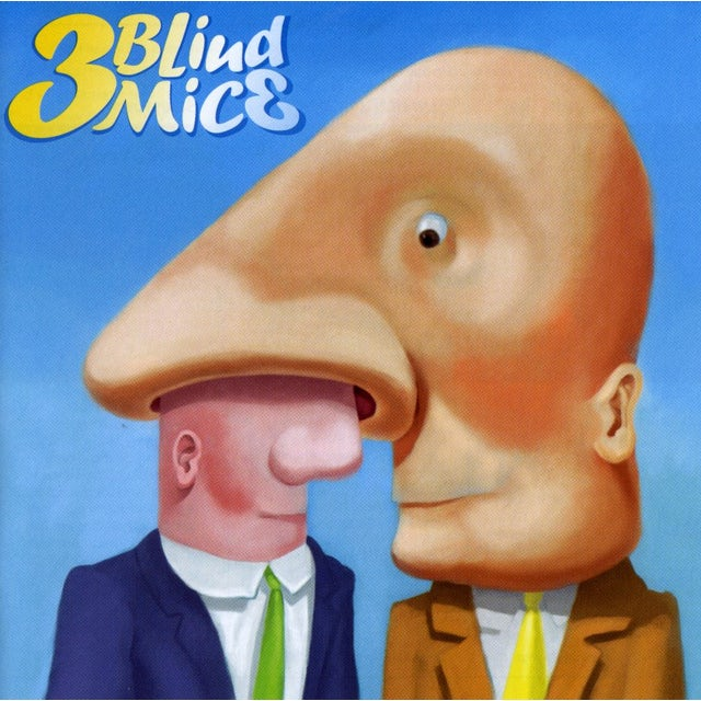 3 Blind Mice GOOD GRIEF CD