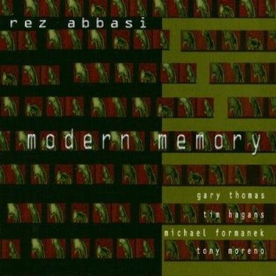 Rez Abbasi  MODERN MEMORY CD