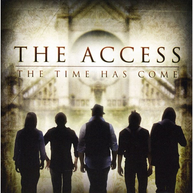 Access TIME HAS COME CD