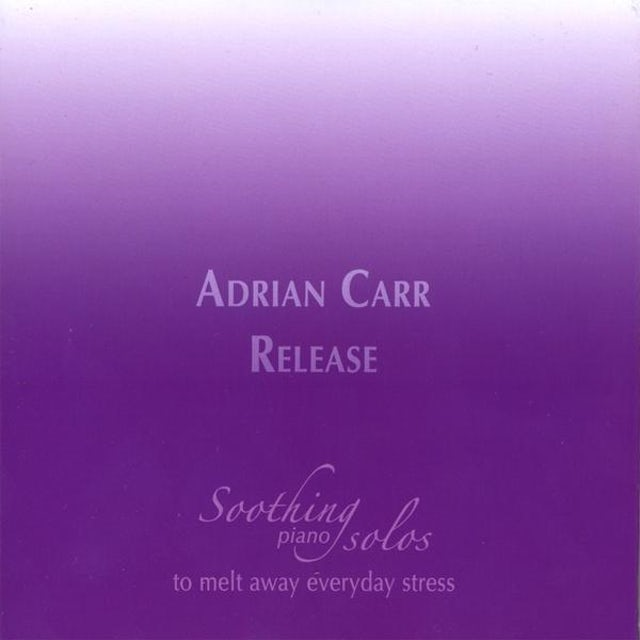 Adrian Carr RELEASE CD