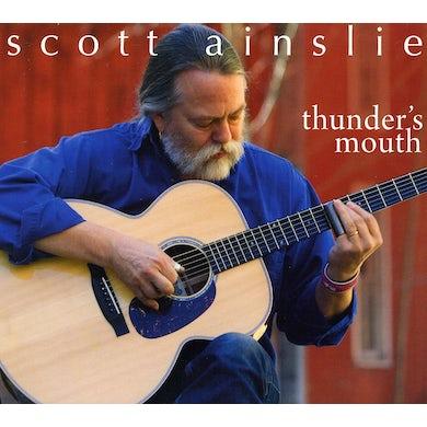 Scott Ainslie THUNDER'S MOUTH CD