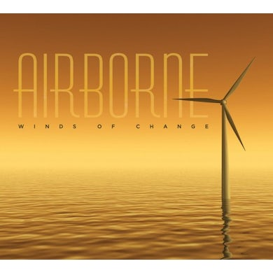 Airborne WINDS OF CHANGE CD