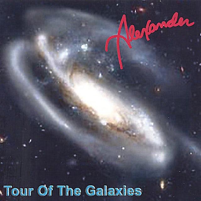 Alexander TOUR OF THE GALAXIES CD