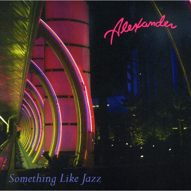Alexander SOMETHING LIKE JAZZ CD