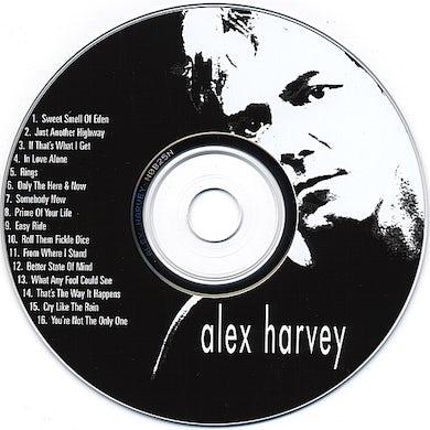Alex Harvey EDEN CD