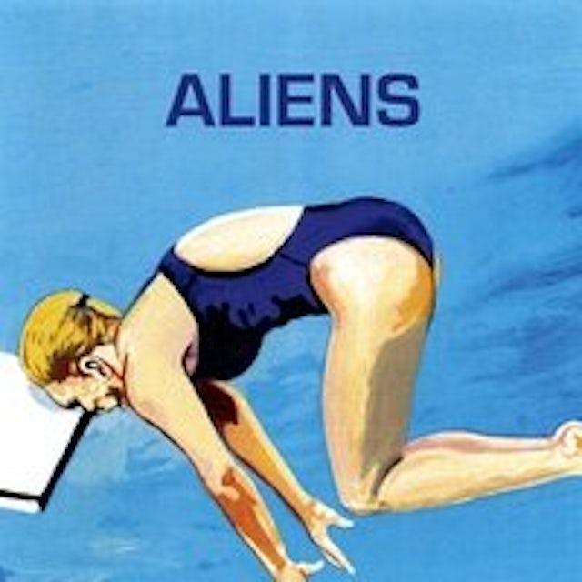 Aliens HEAD FIRST CD