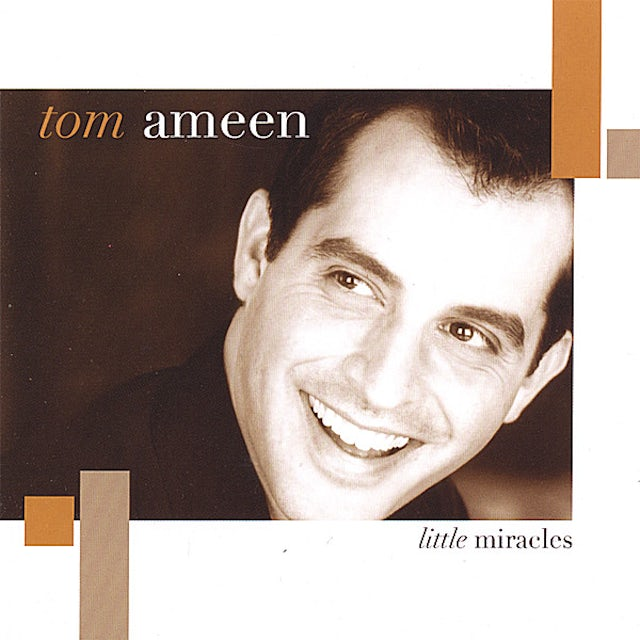 Tom Ameen LITTLE MIRACLES CD