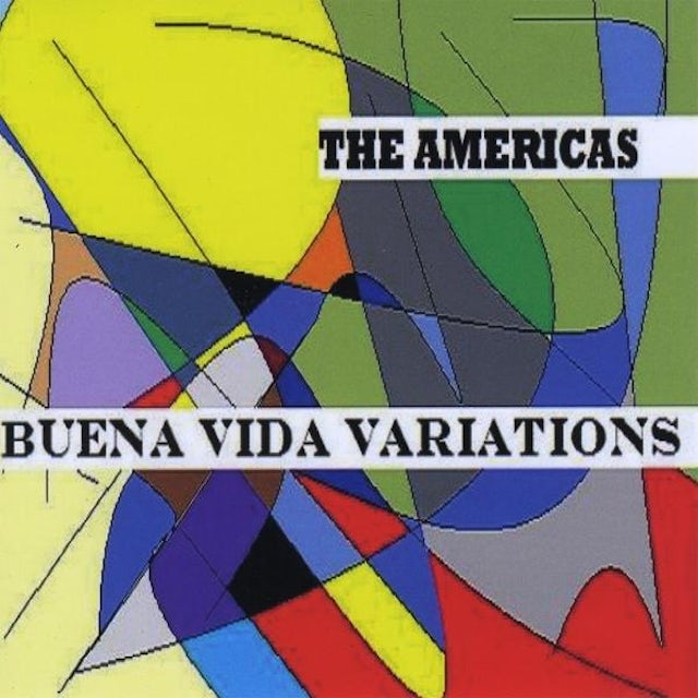 americas BUENA VIDA VARIATIONS CD