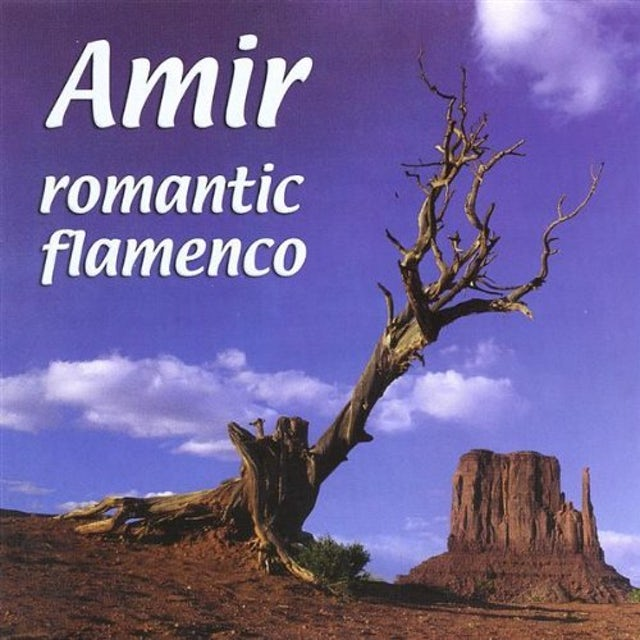 Amir ROMANTIC FLAMENCO CD